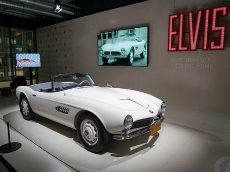 Clássico: O lendário BMW 507 de Elvis Presley