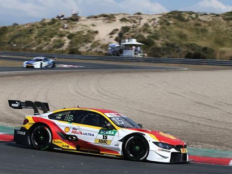 DTM: Na vitória de Gary Paffett da Mercedes, Augusto Farfus em BMW fecha corrida de sábado em Zandvo