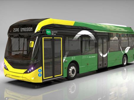 BYD assina contrato com a NTA da Irlanda para a venda de até 200 ônibus 100% elétricos