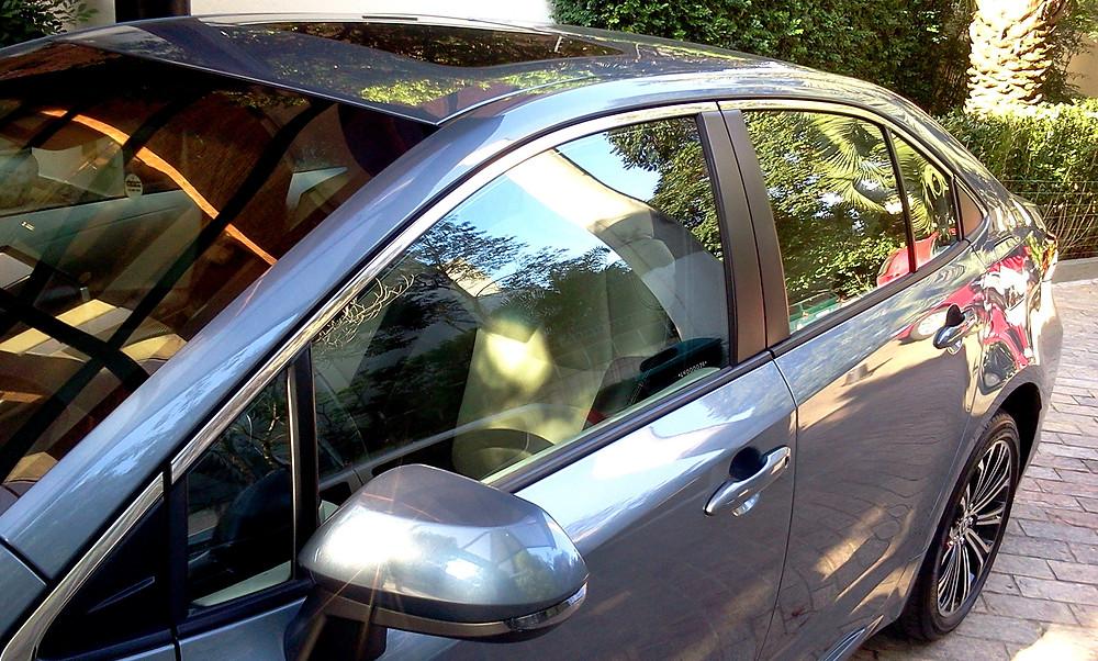 Avaliação: Versão hibrida topo de linha do Toyota Corolla deixa o modelo sofisticado