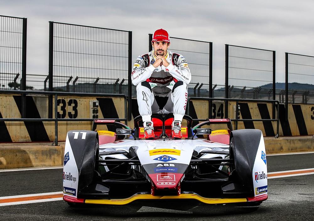 Fórmula E: Nova era na história da categoria tem Lucas di Grassi como candidato ao título da nova temporada