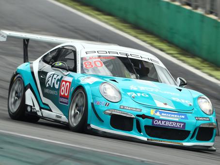 Porsche Cup: Em Interlagos, concluídos 8 mil km de testes para a temporada 2021