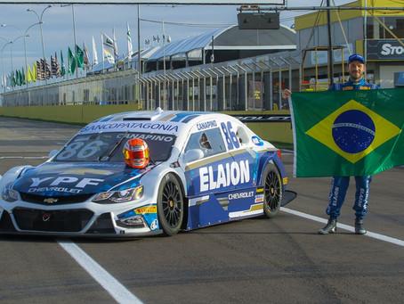 Stock Car: Piloto argentino Agustín Canapino disputa a quinta etapa e rasgou elogios à categoria e à