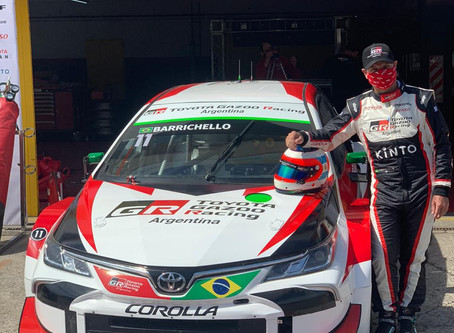 Toyota leva Barrichello a competir no Super TC2000 na Argentina