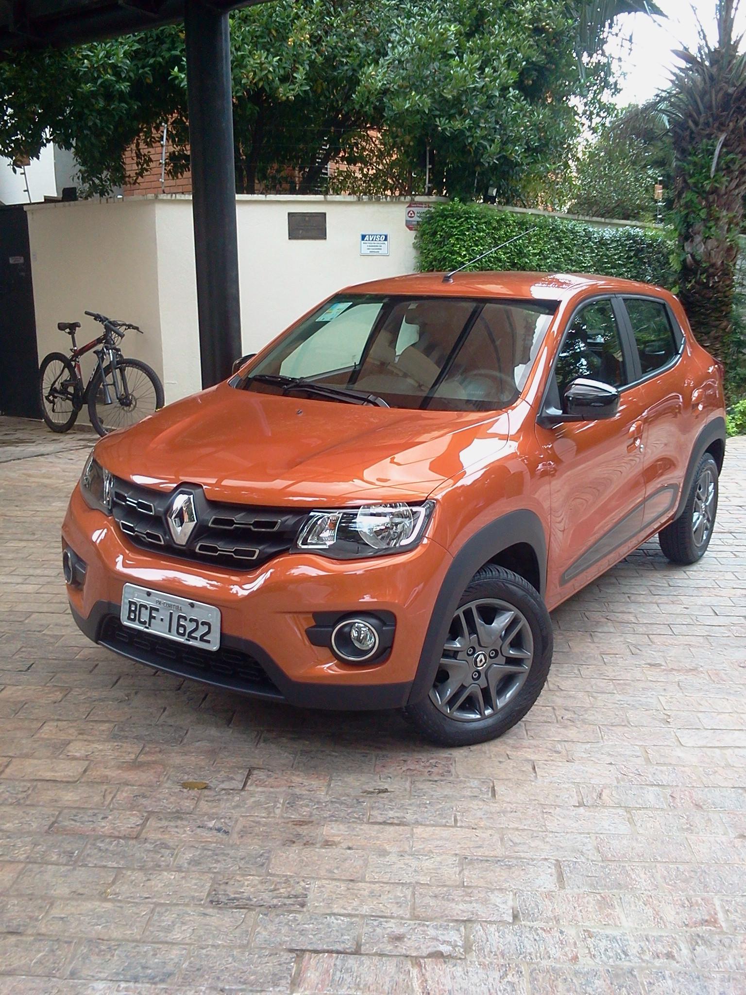 Renault Kwid, o pequeno urbano que já carrega números importantes.