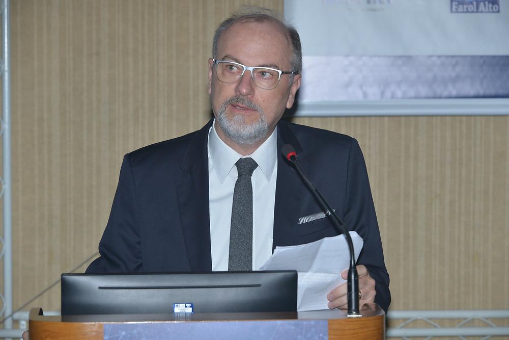 Marcos Clemente, vice-presidente da AEA