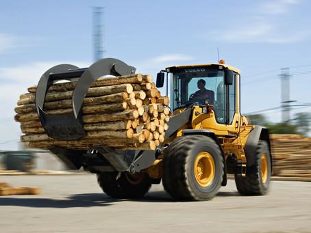 Volvo CE reforça sua presença no agronegócio durante o Show Rural Coopavel