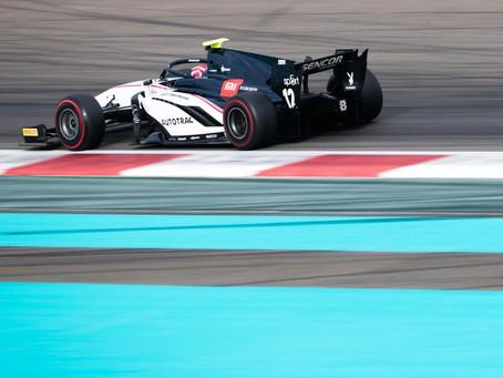 Pedro Piquet disputa a temporada 2020 da Fórmula 2 pela Charouz Racing System