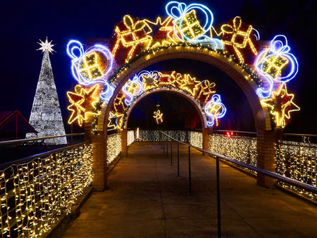 Parque da Expoflora transforma-se em reino mágico do Natal para receber a 3ª Noeland