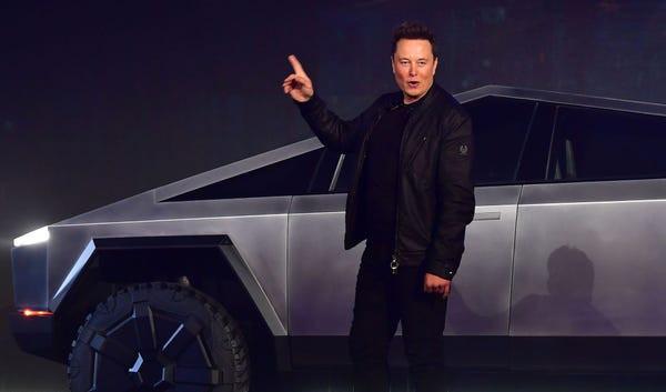Expressas: Cybertruck da Tesla pode atrasar