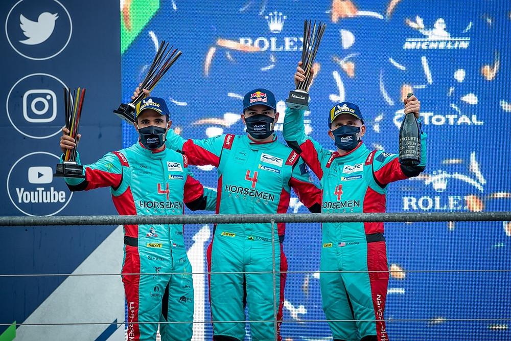 WEC: Felipe Fraga conquista pódio na LMGTE-AM com o Aston Martin Vantage AMR