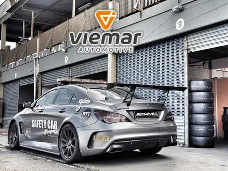 Divisão Motorsport da Viemar é fornecedora oficial da Mercedes Benz Challenge