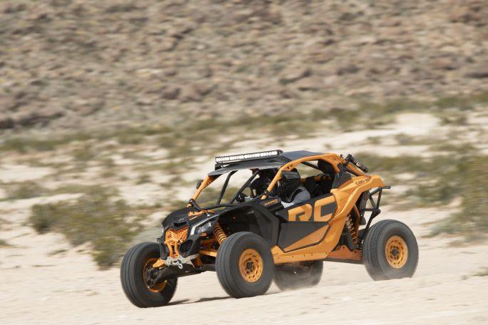 Maverick X3 XRC Turbo RR