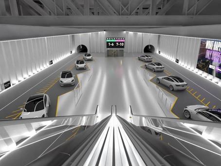 Expressas: Las Vegas inaugurou circuito de túneis