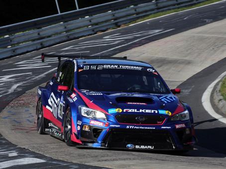 Subaru com presença nas 24 Horas de Nürburgring e na Super GT no Japão