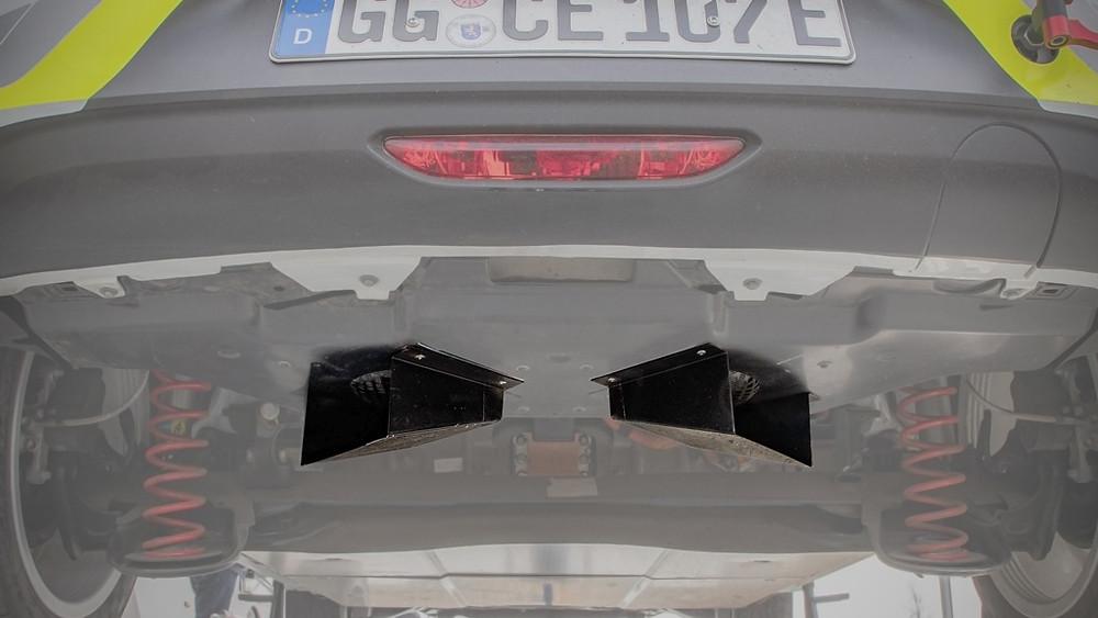 Corsa-e elétrico de ralis vai ter potente sistema de som ligado ao motor