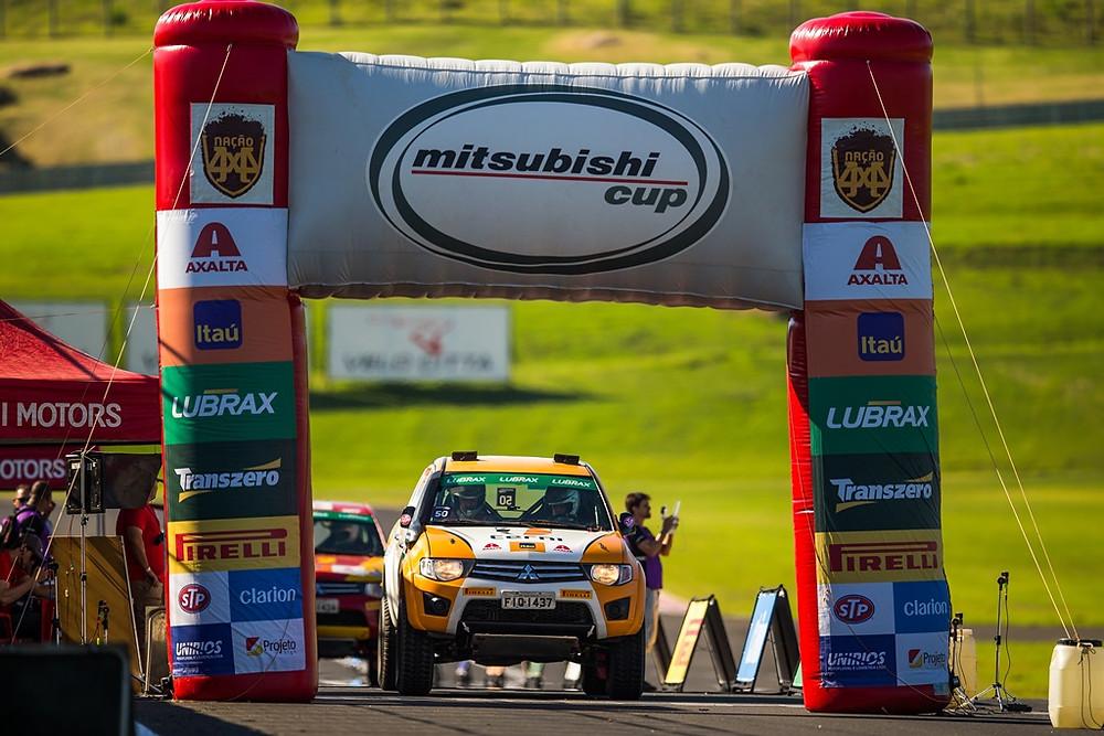 17ª temporada da Mitsubishi Cup começa com experiência inédita em Mogi Guaçu