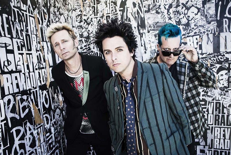 Green Day chega ao Brasil em novembro com shows no Rio de Janeiro, São Paulo, Curitiba e Porto Alegre