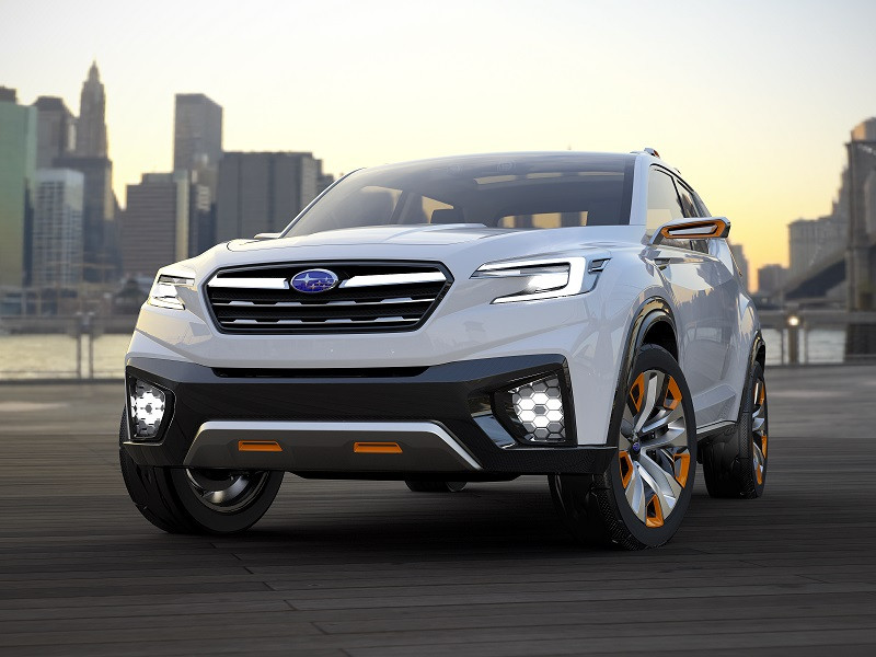 Viziv Future Concept, um olhar para o futuro da Subaru