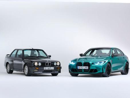 Em fotos: As seis gerações do BMW M3, um ícone da esportividade germânica