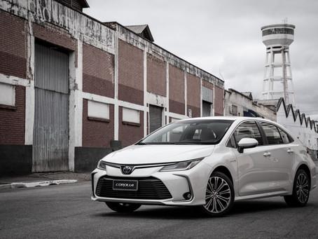 Toyota lança plataforma para locação dos seus modelos no Brasil