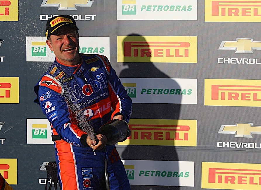 Stock Car: Último vencedor da Corrida do Milhão, Barrichello vive grande expectativa para disputa em Interlagos