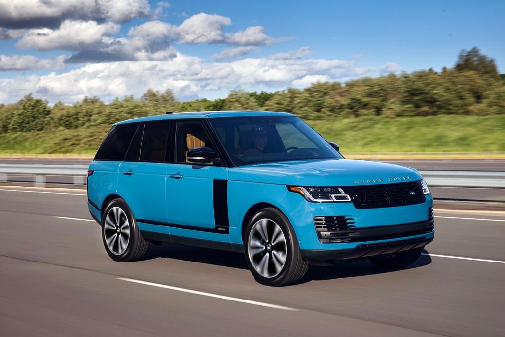 Nova Edicao Limitada Celebra Os 50 Anos Do Range Rover Primeiro Verdadeiro Suv