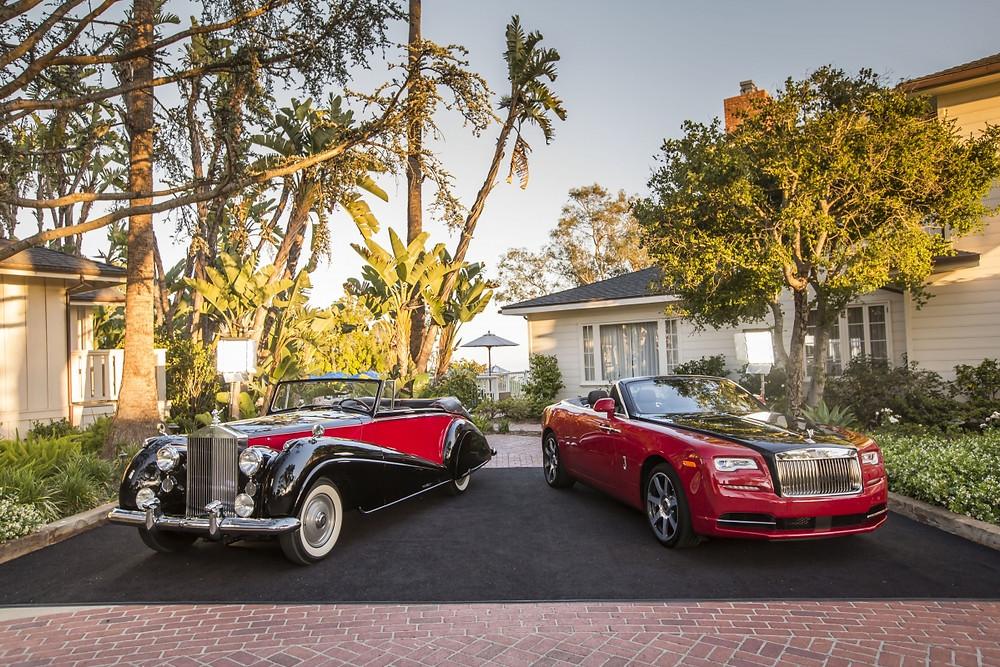 """Rolls-Royce Dawn é eleito """"Design do Ano"""" pela Robb Report"""