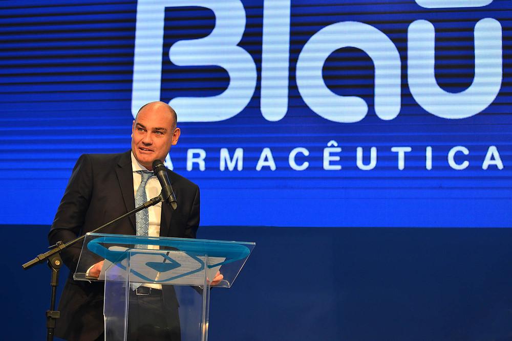Marcelo Hahn, CEO da Blau Farmacêutica