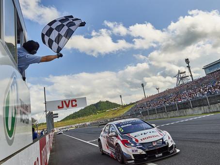 Na festa do título argentino, Honda e Citroen dividem vitórias no WTCC