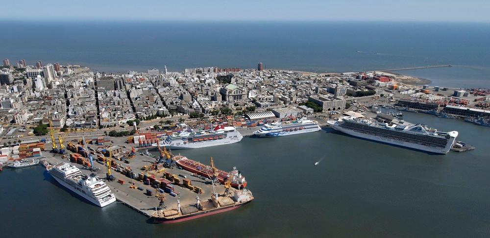 Com 108 navios em Montevidéu e 61 em Punta del Este, Uruguai aposta no Turismo de Cruzeiros e vê crescimento do setor até 2020