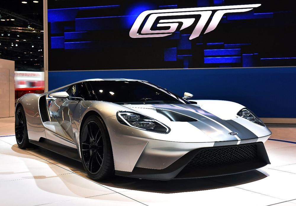 Em menos de uma semana 7 000 inscritos para comprar o novo Ford GT