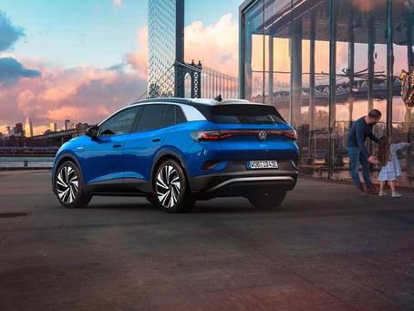 Expressas: Vendas de carros eletrificados triplicaram na Alemanha em 2020