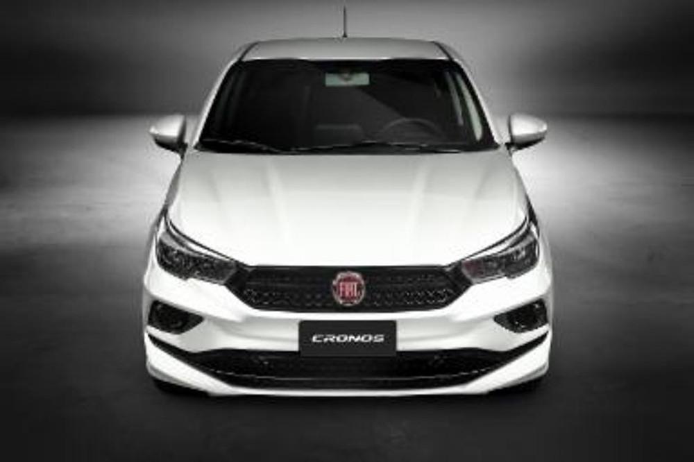 Por R$ 54.655, Fiat Cronos 1.8 Automático agora está disponível para PCD