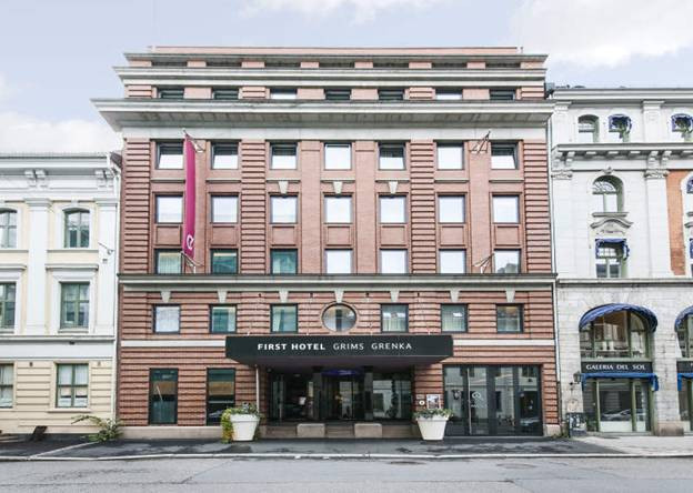 Fisrt Hotel Grims Grenka