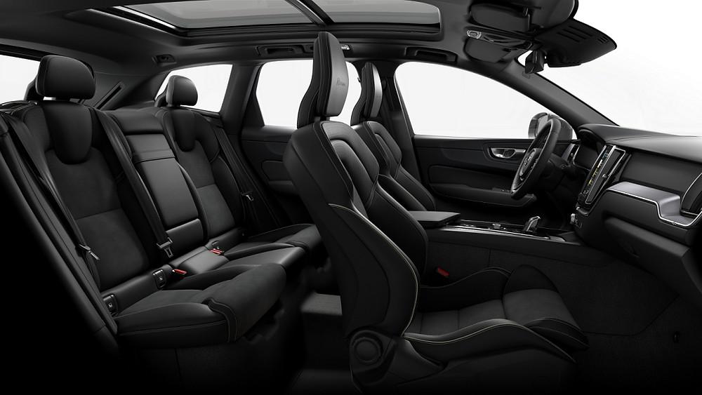Com direção semiautônoma, Volvo Cars apresenta o híbrido XC60 T8