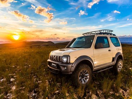 Jimny Desert traz elementos exclusivos no pequeno 4x4 da Suzuki