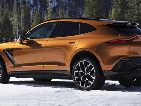 Expressas: Aston Martin vai construir SUVs eletrificados