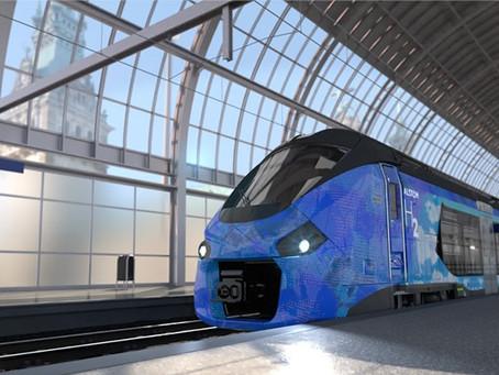Ferrovia: Alstom fornecerá trens a hidrogênio para serviço regional na França