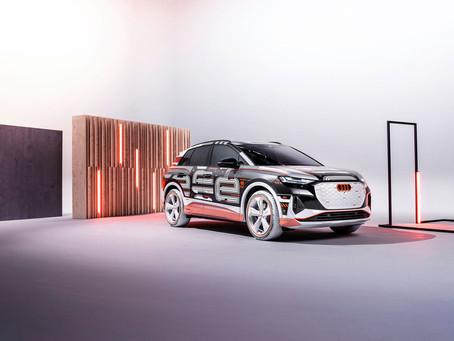 Expressas: No dia 14 de abril Audi faz estreia mundial online do Audi Q4 e-tron