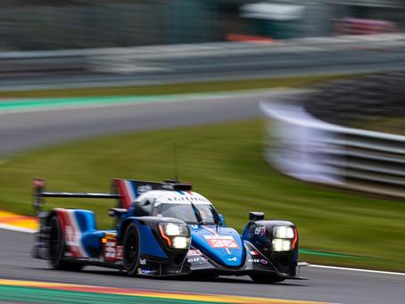 WEC: Com o carro da Alpine, André Negrão larga da segunda fila nas 6 Horas de Spa-Francorchamps