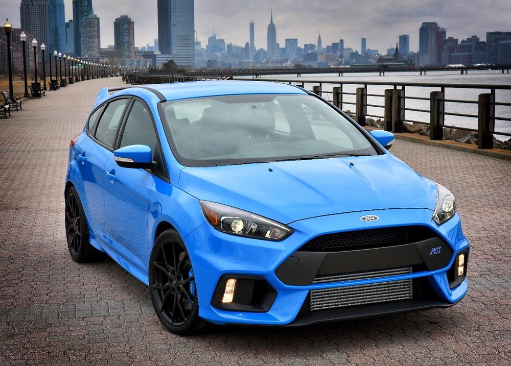 Último episódio de vídeo que mostra desenvolvimento do Ford Focus RS