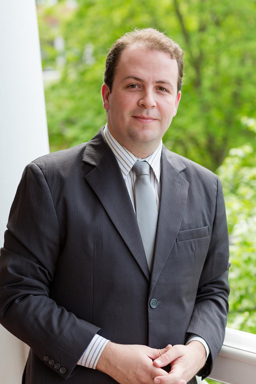 Rodrigo Barbosa, diretor de manutenção da Líder