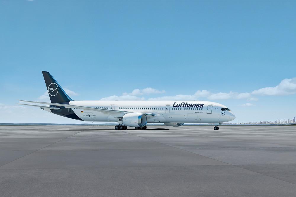 Aviação: Lufthansa Group vai comprar cinco 787 Dreamliners adicionais