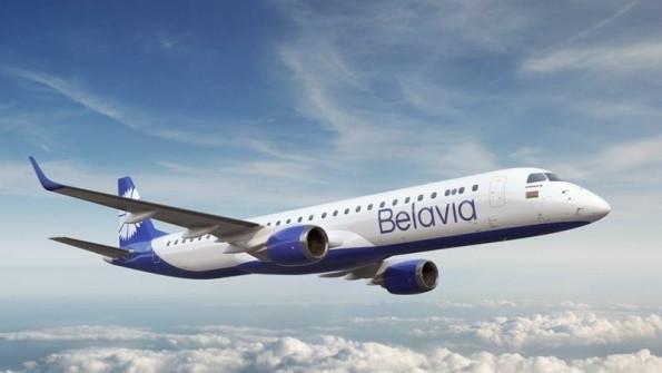 Embraer assina acordo de suporte à frota da Belavia