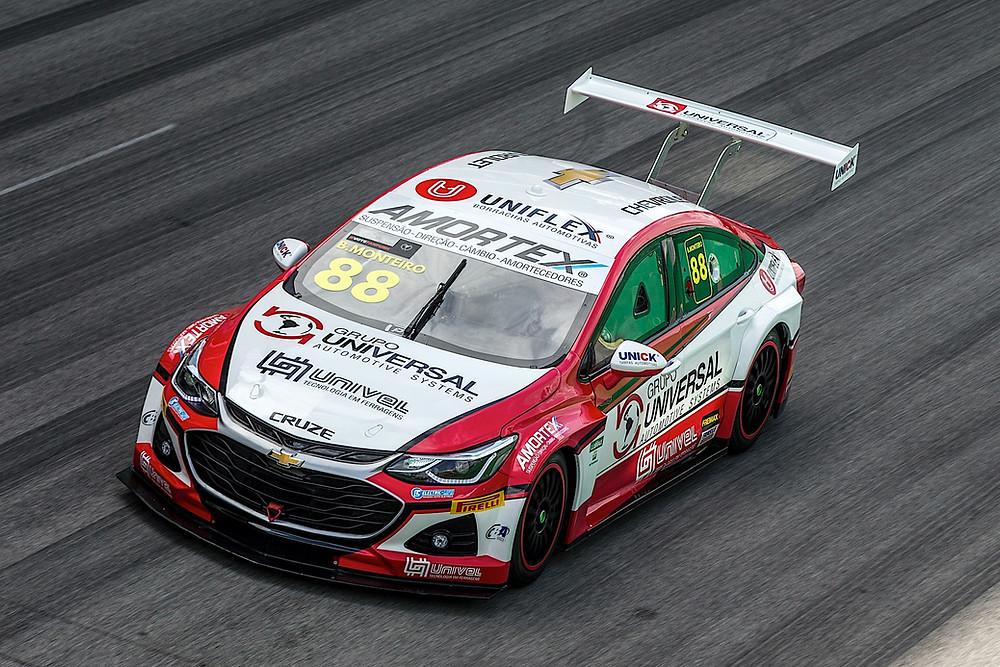 Stock Car : Beto Monteiro vai disputar a temporada 2021 na equipe Crown Racing