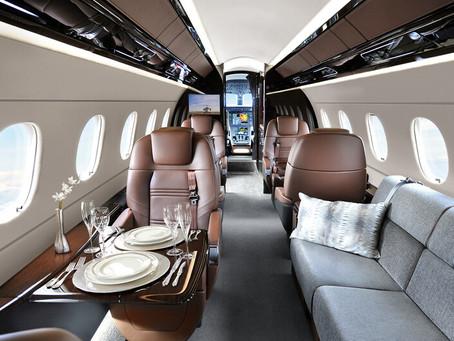 Embraer apresenta novo showroom para personalização de jatos executivos