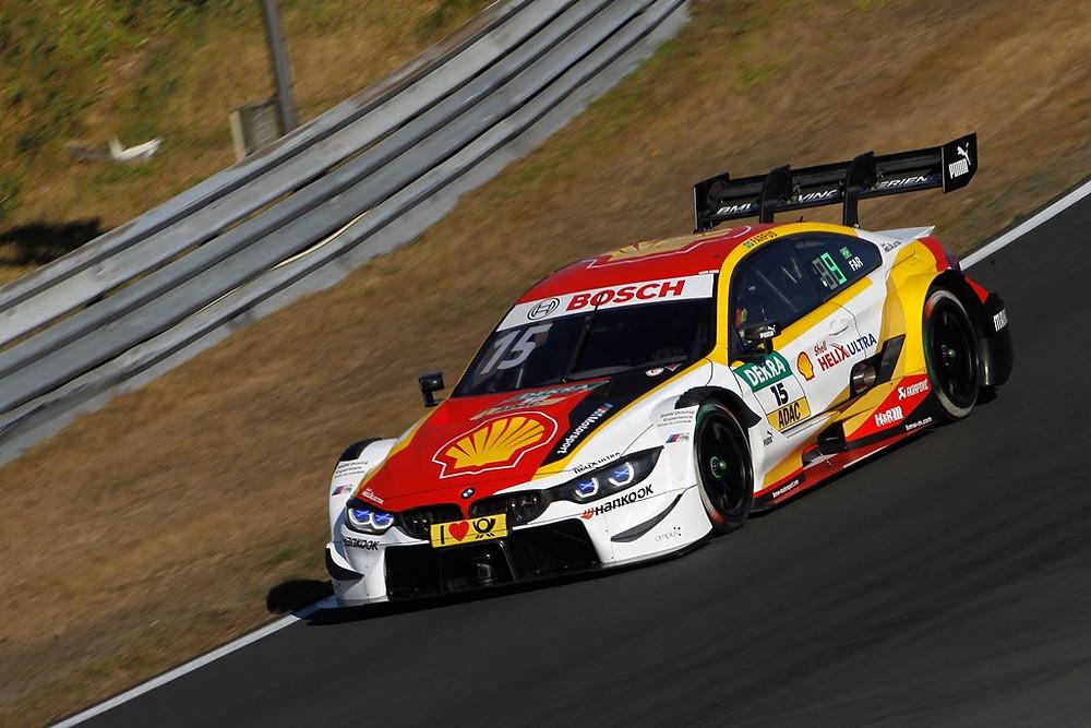 DTM: Augusto Farfus termina fim e semana em Zandvoort com quinta posição