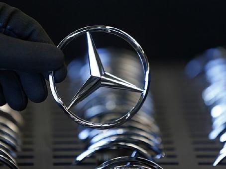 Expressas: Mercedes e Geely fazem parceria para nova geração de motores a combustão