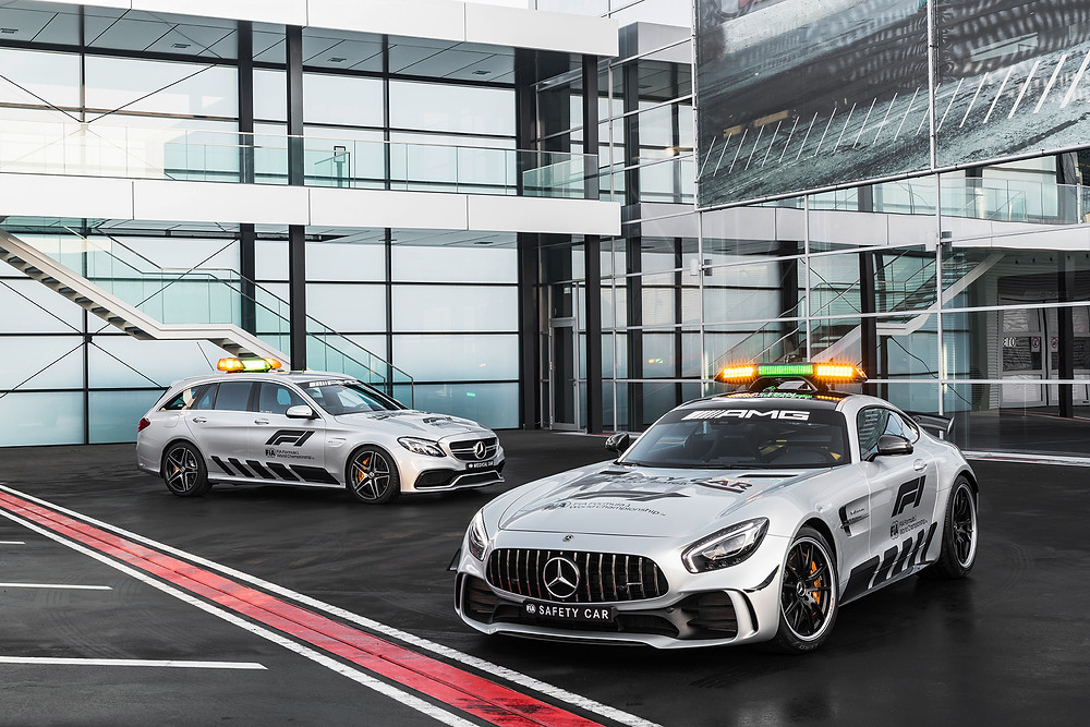 Mercedes-AMG GT R é Safety Car da competição